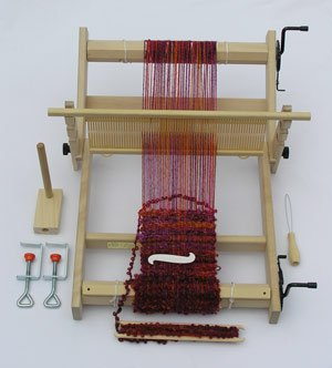 Glimakra Emilia Rigid Heddle 13'' Swedish Table Weaving Loom