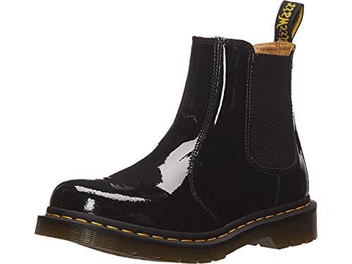 Dr. Martens Women's 2976 Chelsea Boot, Black, 4 Regular UK (6 US)