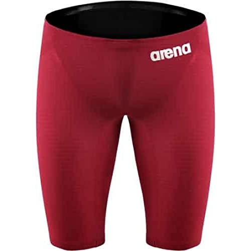 ad403c3e96 Arena POWERSKIN Carbon Pro Mark 2 Jammer Male Bright Red 28 durable modeling