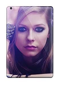 High Quality Shock Absorbing Case For Ipad Mini/mini 2-celebrity Avril Lavigne