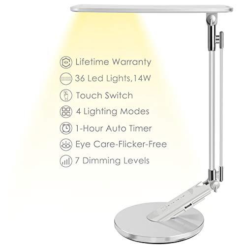 Dimming Led Desk Light in US - 9