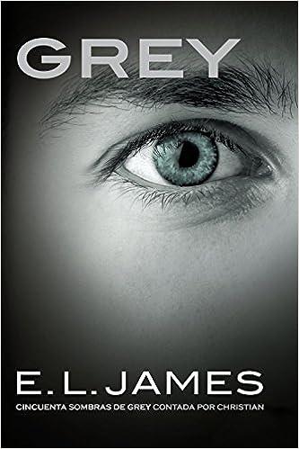 Resultado de imagen para 50 sombras de grey libro