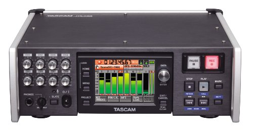 TASCAM HS-P82 Channel Portable Digital Recorder by Tascam