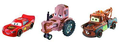 Disney Cars Die Cast Next Gen Tank Coat Toy Vehicle