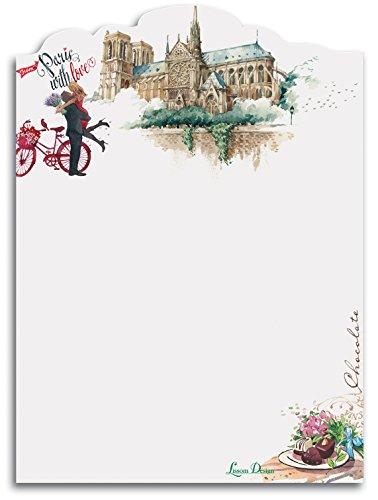 Lissom Design Sticky Adhesive notepads Paris