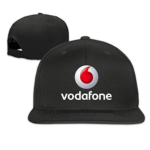 Thkifsd Vodafone Logo Porch Baseball Cap Black