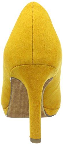 Marco Tozzi22414 - Zapatos de Tacón Mujer Naranja (Mango 637)