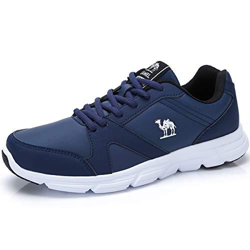 CAMEL CROWNスポーツシューズ 晴雨兼用 スニーカー 男女 撥水 合皮 カジュアル カップル靴 旅行靴 超軽量 通気 通学通勤 日常兼用 三色