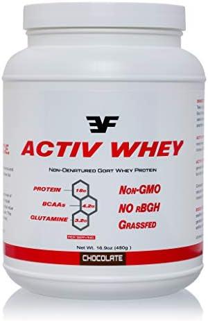 Elite Fuel Activ Whey Goat Protein