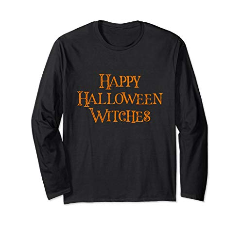 Happy Halloween Witches - Orange for $<!--$24.99-->