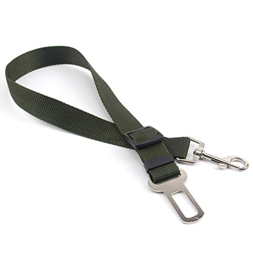 Romerofs Hot Ajustable Práctico Perro Gato Mascota de Coche de Seguridad del Cinturón de Seguridad Correa del Cinturón de...