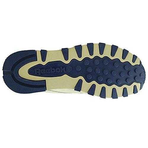 Course De Leather Reebok Multicolore Garçon Classic Chaussures pgIOZxzqw