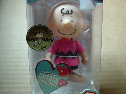 Snoopy Bendable Figure (Peanuts Snoopy Charlie Brown Jointed Figure & Tattoos - NIB)