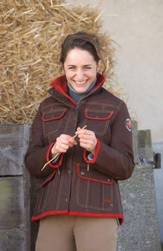 Newmarket Jacket (NM Ladies Jacket)