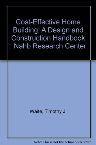 J waite author profile news books and speaking inquiries for Cost effective building design