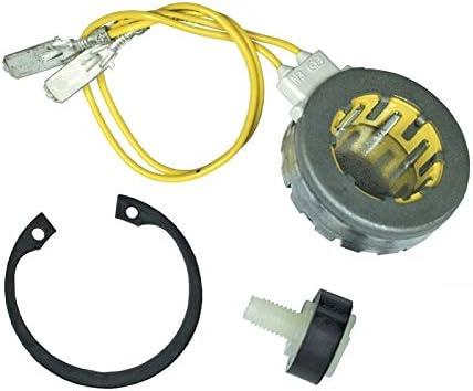 Tacogenerador f. Motor con cable amarillo Lavadora Electrolux AEG ...