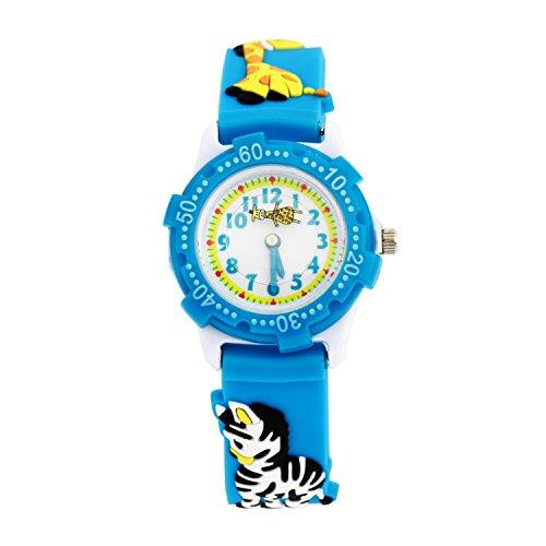 zebra jelly watch - 2