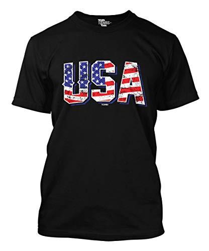 USA American Flag Mens T-Shirt