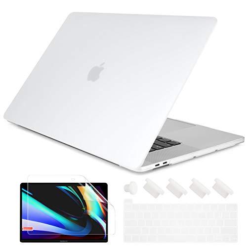 Carcasa Rigida para Macbook Pro 13 2020/21 Matte Clear