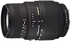 Image of the product Sigma 70 300mm f/4 56 DG that is listed on the catalogue brand of Sigma.