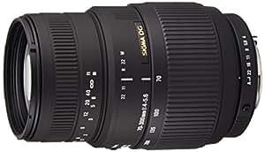 Sigma 70-300mm f/4-5.6 DG Macro Telephoto Zoom Lens for Pentax SLR Cameras
