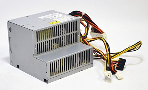 MH596 New Genuine OEM Dell Optiplex PSU GX280 GX520 GX620 320 330 740 745 755 Dimension C521 3100C 5150C XPS 200 210 Desktop ATX Power Supply Unit 280 Watt L280P-01 - Xps 210 Dell