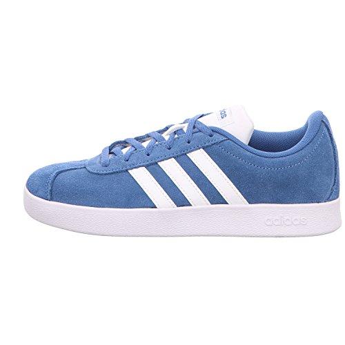 Deporte Ftwbla Gridos Unisex Azul adidas de Zapatillas Adulto VL 000 Azretr 0 2 K Court x7qZ10