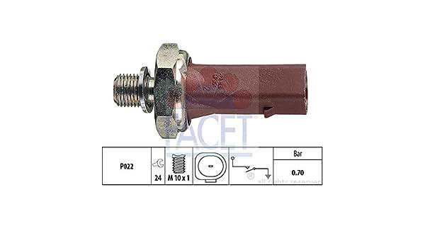 Engine Oil Pressure Switch 7.0132 Facet