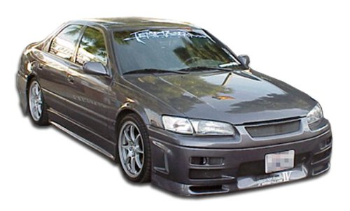 Side Skirts Evo 4 (1997-2001 Toyota Camry Duraflex Evo 4 Side Skirts Rocker Panels - 2 Piece)