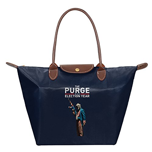 VDFEE Women's Tote Bag The Purge Election Year Shoulder Bag