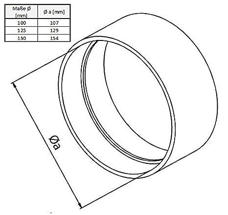 mkk/ /Raccord de tuyau air Raccord de tuyau Raccord plastique da/ération /18401/