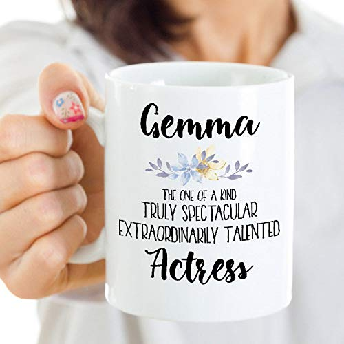PERSONALIZED Actress Mug, Actress Gift, gift for Actress, mug for Actress, personalized mug, custom mug, gift for her, name mug