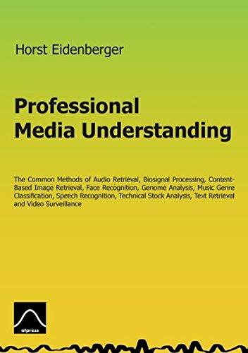 Download Professional Media Understanding pdf epub