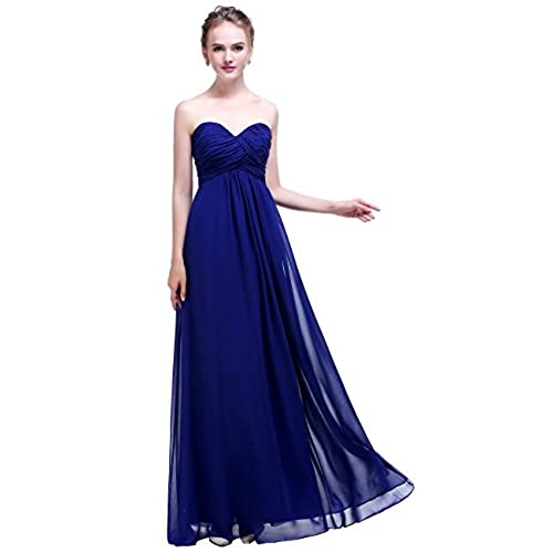Royal Blue Dress For Sweet 16: Amazon.com