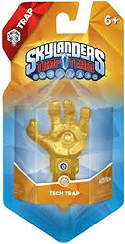 Skylanders Trap Team Trap Tech Hand [Grabbing Gadget]