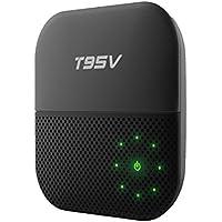 Edal T95V Pro Android TV Box Amlogic S912 2GB/16GB Cortex-A53 Octa Core Mini PC Support 3D 4K UHD Bluetooth4.0 Dual Band Wifi 2.4/5GHz