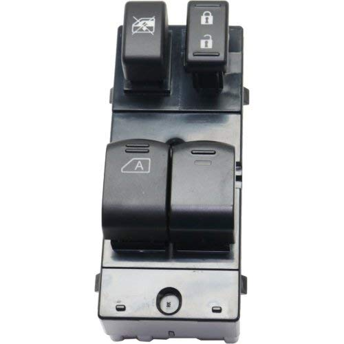 - Power Window Switch compatible with Nissan Altima 2008-2013 Front Left Side Coupe Models