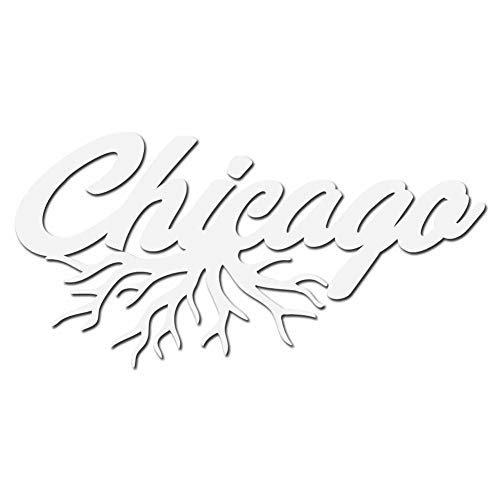Chicago Roots Home Town City State Pride - White 6