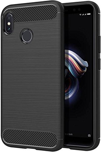 b06dee5bf9d Hola online Rubber Flexible Back Cover Redmi Note 5 pro  Amazon.in   Electronics