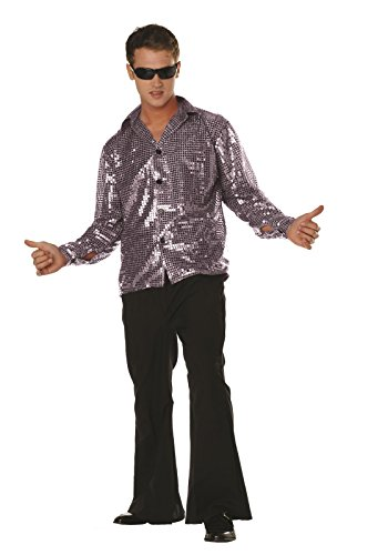 Disco Inferno Shirt With 4 Buttons - Inferno Sunglasses