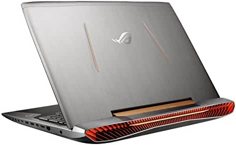 ASUS ROG G752VS-XB78K - OC Edition 17.3-Inch Gaming Laptop (i7-6820HK, 64GB RAM w/512 GB SSD + 1TB, Windows 10), Copper Titanium