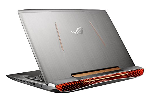 ASUS ROG G752VS-XB72K - OC Edition 17.3-Inch Gaming Laptop (i7-6820HK, 32GB RAM...