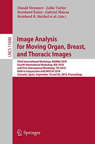 Amazon.com: Image Analysis for Moving Organ, Breast, and ...