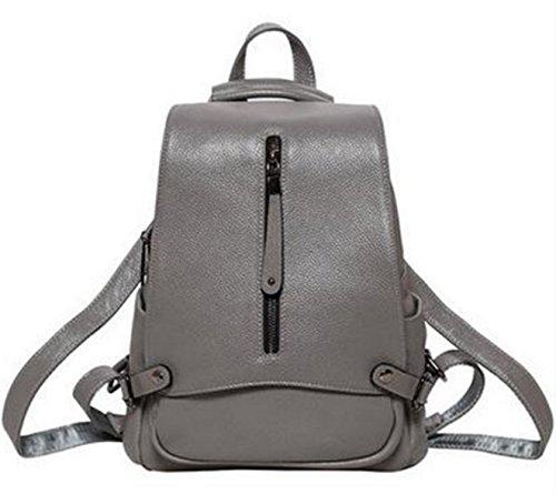 Grey Cuir Sac Cadeau Bag Dos Sac à à Noël De Voyage Dos Mme Joy à Sac Simple En Dos 7wqgRUqIF