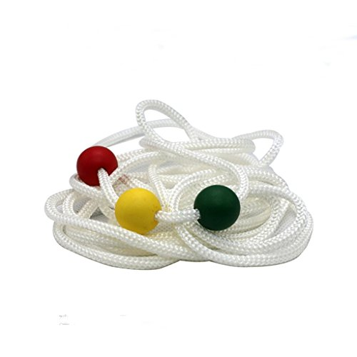 Brock String 3 Beads - Vision Convergence Training - Vision training tool - Vision therapy device - Focus training - Convergence insufficiency - Convergence eye exercises by sleeri