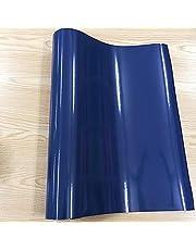 10 Sheet Blue Sticker 100x70 Waterproof PVC Self Adhesive