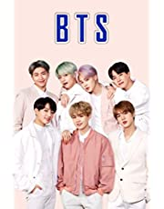 BTS: BTS Notebook and Journal Perfect for Birthday gifts and Fan club members - Great Gift idea for Teacher, Family and For special holidays ( Christmas, Halloween, Thanksgiving Father Day, Mother Day and Birthdays)