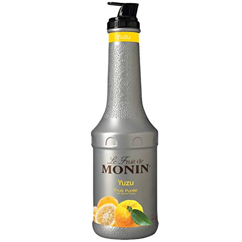 Monin 1 Liter Yuzu Fruit Puree ()