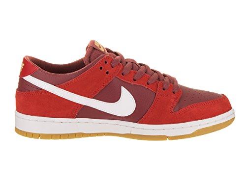 Nike Skateboard Red Iw da Pro Low cedar Dunk Scarpe White Track Uomo ZqrZY6w