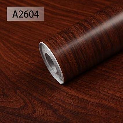 Easybuy India Generic Wood Design Self Adhesive Vinyl